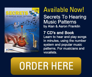 Secret to Hearing Music Patterns